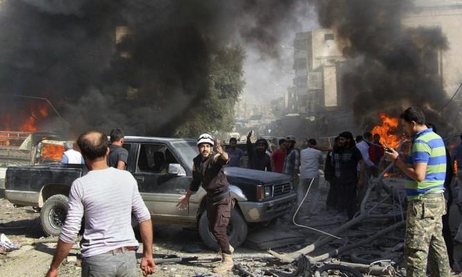 ضحايا في تجدد القصف الروسي على محافظة إدلب