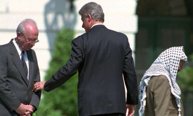 إسرائيل ترفض دولة فلسطينية: رابين تعمد إفشال أوسلو