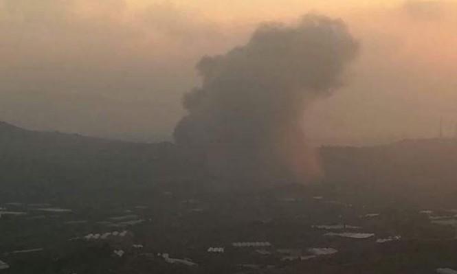 سورية: تصاعد الغارات الإسرائيلية في الأيام الأخيرة