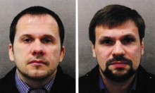 بريطانيا تتهم روسيين بالتآمر لقتل سكريبال وابنته