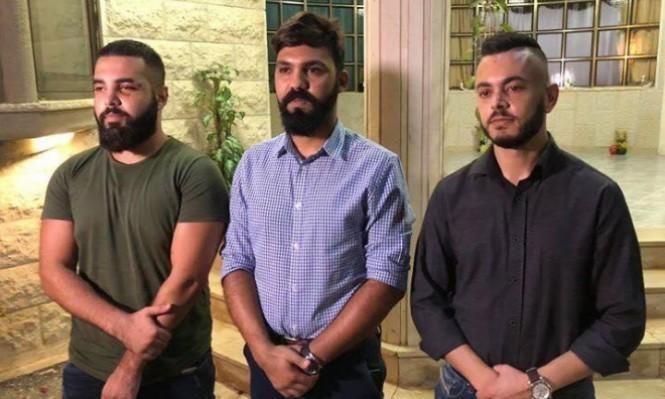 إطلاق سراح منفذي الاعتداء العنصري على الشبان الشفاعمرويين