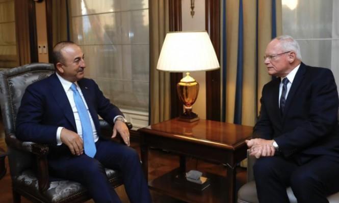 جيفري يبحث بتركيا معركة إدلب ومستقبل سورية