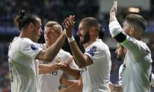 ريال مدريد: إشادة بأداء بنزيمة وبيل