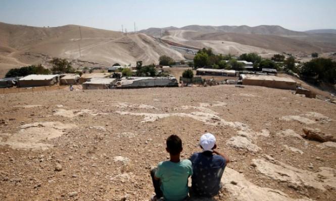 تحليلات: المحكمة العليا أجازت جريمة حرب في خان الأحمر