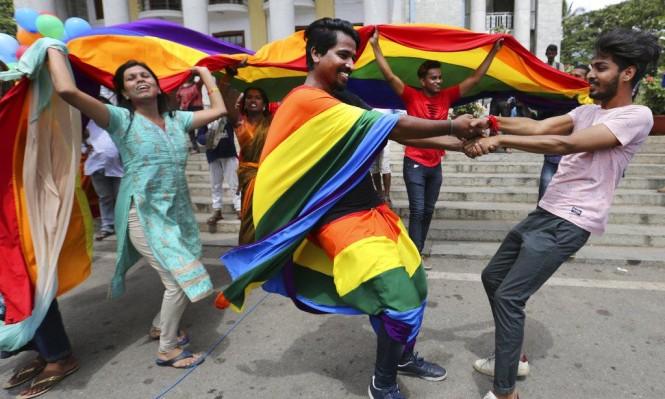 الهند تلغي قانون تجريم المثلية الجنسية المعمول به منذ القرن الـ19