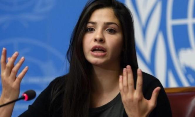 """السبّاحة السورية سارة مارديني من المعتقل: """"لم أرتكب خطأ"""""""