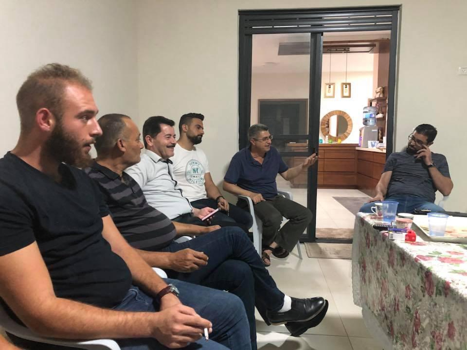تجمع كابول يخوض الانتخابات المحلية بقائمة عضوية
