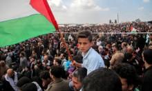 غزة: استشهاد شاب متأثرا بجراحه خلال مسيرات العودة