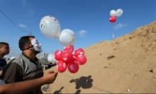 غزة: جريحان بغارة إسرائيلية