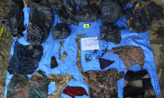 166 جثة في مقبرة جماعية في المكسيك