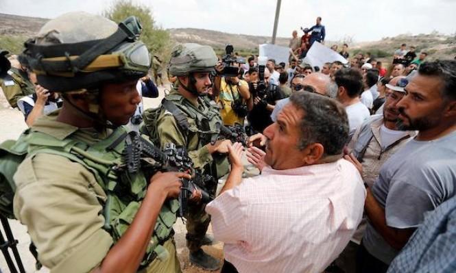 عشراتُ الإصاباتِ واعتداءات متفرّقة للاحتلال بالضفة