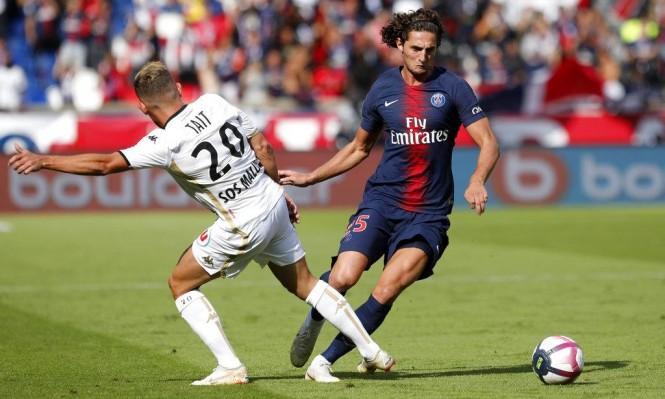 برشلونة يضع لاعب سان جيرمان ضمن أولوياته