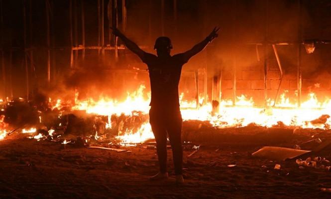 ارتفاع عدد ضحايا احتجاجات البصرة إلى 10 خلال 4 أيام