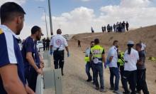 النقب: مصرع رجل بعد انزلاق دراجته النارية