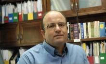 أمارة: سحب الاعتراف بالعربية كلغة رسمية يعني إسقاط الحق الجماعي الوحيد
