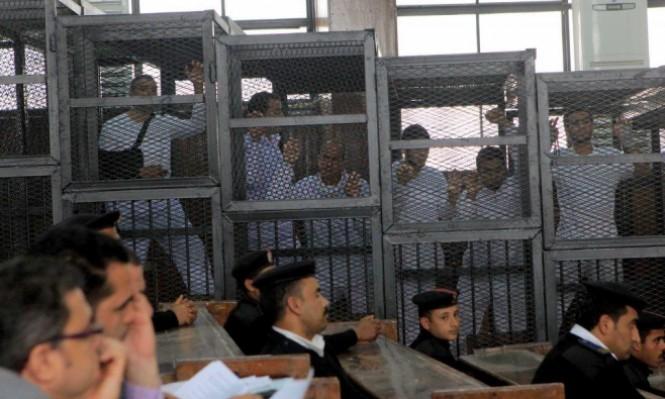 مصر: الحكم بالإعدام على أبرز قيادات التيارات الإسلامية
