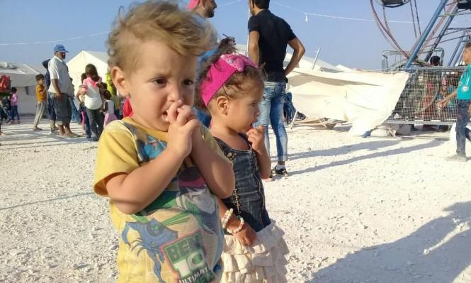 مخيم دير بلوط: فلسطينيو سورية يعودون للخيام