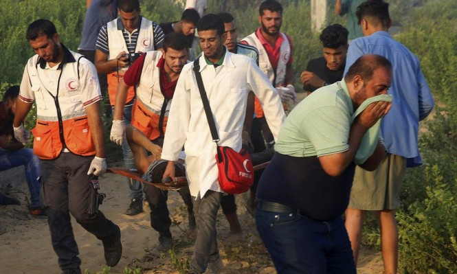 استشهاد فتى متأثرا بجراحه برصاص الاحتلال برفح