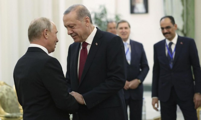 إدلب: استمرار موجات النزوح وإردوغان يحذر