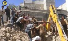 تواصل النزوح مع تجدد غارات روسيا والنظام على إدلب
