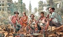 """إصدار أربعة كتب كوميكس جديدة بالعربية وعرضها على """"إنديغوغو"""""""