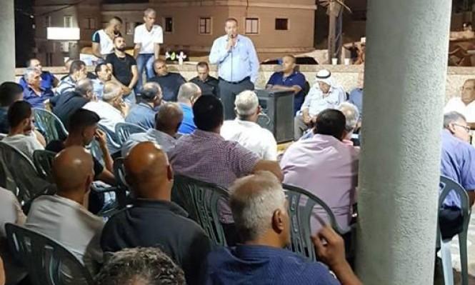 عرابة: علي عاصلة يترشح لرئاسة البلدية مرة أخرى