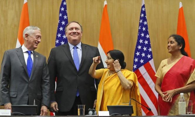 جهود أميركية في الهند وباكستان منعا لتوسع نفوذ الصين
