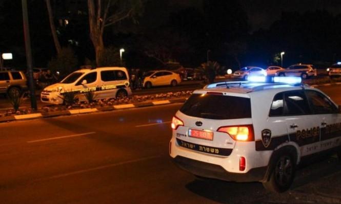 حرق سيارة في الناصرة وشجار واعتقالات في كفر مندا