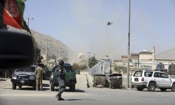 19 قتيلا بهجوم على نقطة تفتيش بأفغانستان
