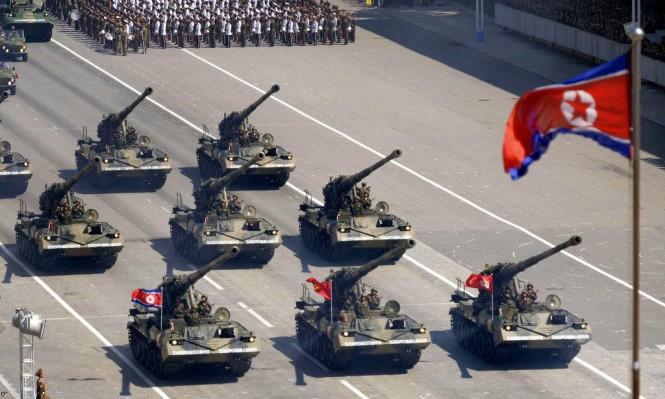 كوريا الشمالية تحتفل بذكرى تأسيسها بلا صواريخ عابرة للقارات