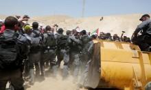 دول أوروبية تطالب الاحتلال بعدم هدم الخان الأحمر