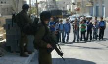 إصابات لطلبة ولمعلمين باقتحام الاحتلال لمدارس بالخليل