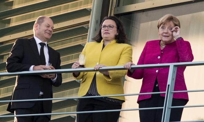 """""""الديمقراطي الاشتراكي"""" يرفض مشاركة ألمانيا بالحرب السورية"""