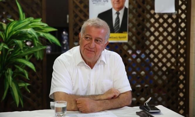 العفيفي: لا نعلم عن تحالف بين قطبين سياسيين في الناصرة