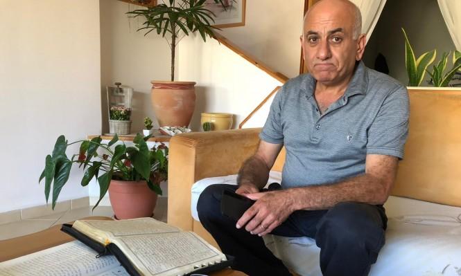 خاص | والد يوناثان نويصري يواجه العنف بالصفح