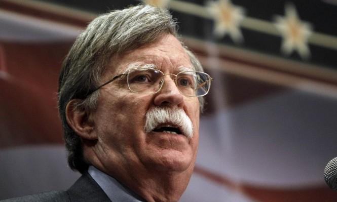 بولتون سيعلن إغلاق مكتب منظمة التحرير بواشنطن وتهديد الجنائية الدولية