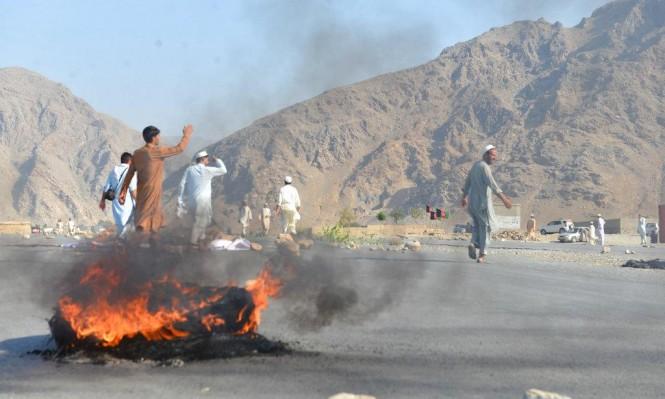 مقتل 25 أفغانيا وإصابة 130 في تفجير انتحاري استهدف متظاهرين