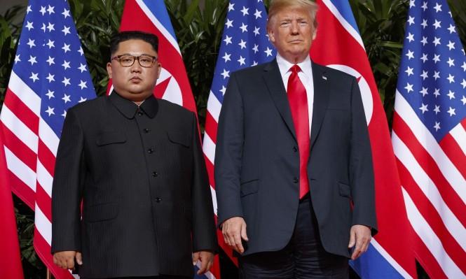 كيم يطلب قمة ثانية مع ترامب