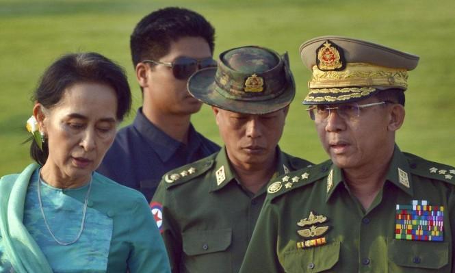 """""""جيش ميانمار والحكومة يهدفان إلى إسكات الصحافة المستقلة"""""""