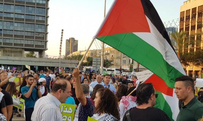 لجنة المتابعة والقوى الفلسطينية تدعو لإضراب عام