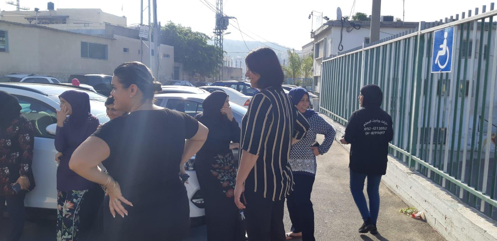 طمرة: تغيب طلاب عن مدرسة البخاري