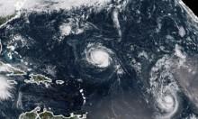 """إعصار """"فلورنس"""": إجلاء مليون أميركي من المناطق الساحلية"""