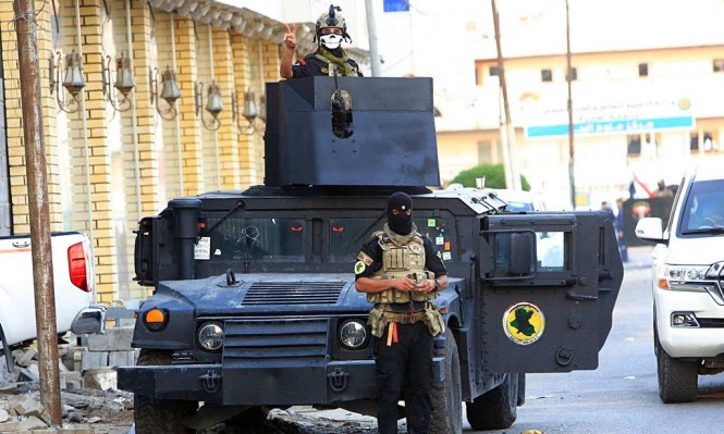 مقتل 5 أشخاص وإصابة 32 في تفجير انتحاري شمال بغداد