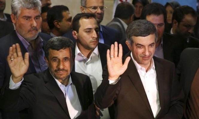 إيران: السجن ست سنوات لحليف أحمدي نجاد