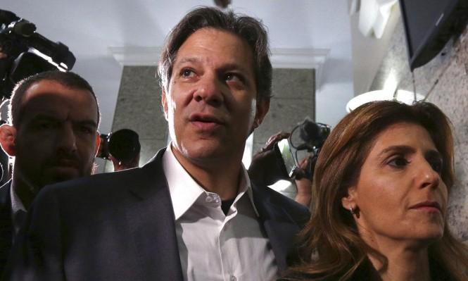"""""""العمال البرازيلي"""" يتخلى عن دا سيلفا ويختار حداد مرشحا"""