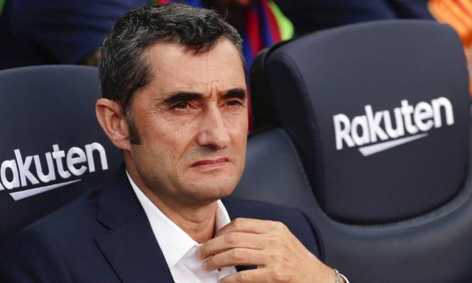 برشلونة يحدد موقفه من تجديد عقد فالفيردي