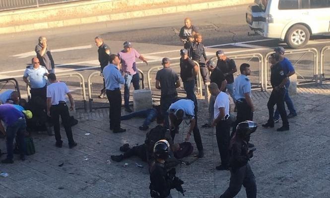 القدس: الحكم بسجن فلسطيني 35 عاما أدين بطعن شرطيين
