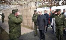 """بوتين: مناورات """"فوستوك"""" لا تستهدف أي بلد آخر"""