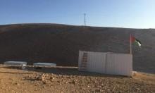 الاحتلال يهدم 5 مساكن أقيمت قرب الخان الأحمر