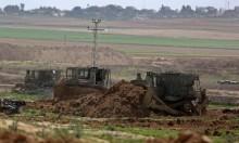 اعتقال 12 فلسطينيا بالضفة